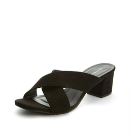 Eva Cross-Strap Sandals