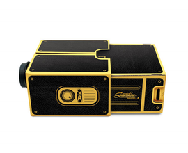 Smartphone Projector 2.0 Black & Gold