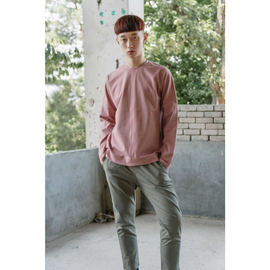 Front Seam Pullover