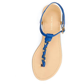 T-Bar Greek Sandals