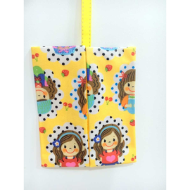Happy Girls Kleenex Travel Tissue Holder