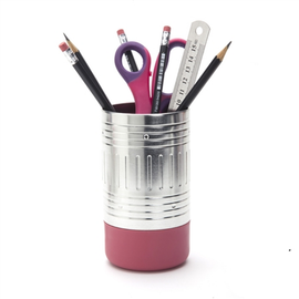 Pencil End Cup (Pink)