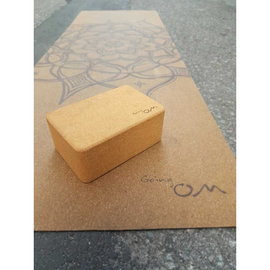 Cork Yoga Block (Small)