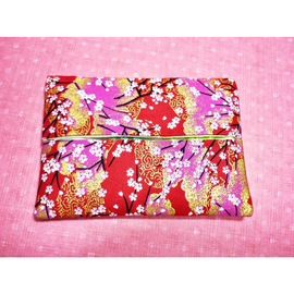 Sakura Park in Red Normal Tissue Holder (BESTSELLER)