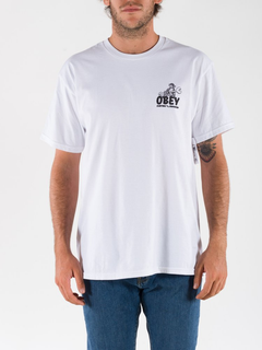 MONKEY WRENCH TEE (WHITE)