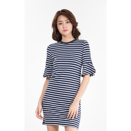Yves Bell Sleeve Dress