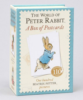 The World Of Peter Rabbit Postcard Set
