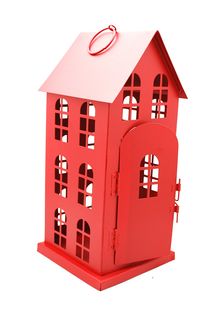 Candle Holder (Red House)