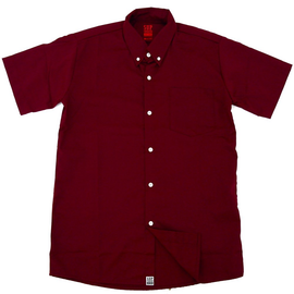 PREMIUM BASIC COTTON TWILL S/S SHIRT