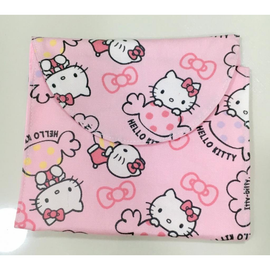 Hello Kitty Pink HeartsSanitary Pad Holder