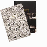Monochrome Notes – Set of 2 A5 Notebooks