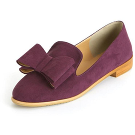 Leela Bow Loafers