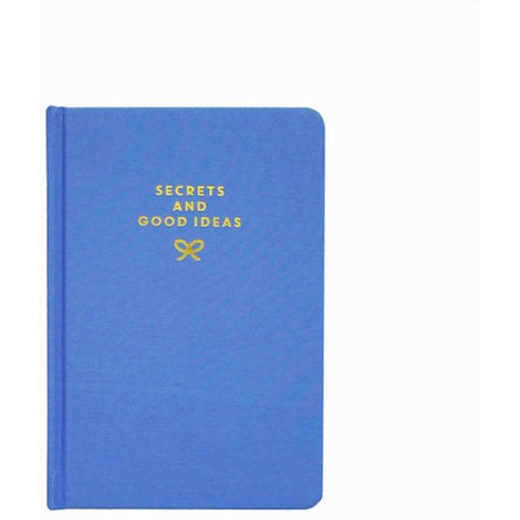 'Secrets and Good Ideas' Notebook