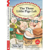 The Three Little Pigs Lah by Casey Chen