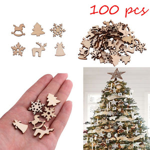 Christmas tree Hanging Ornaments Pendant Gifts - ShopeeShipee