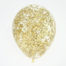 10pcs/lot Clear Balloons Gold - ShopeeShipee