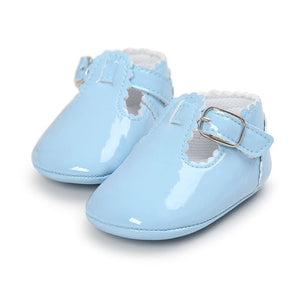 12 Color Fashion Baby Girls Baby Shoes Cute Newborn First Walker Shoes Infant Letter Princess Soft Sole Bottom Anti-slip Shoes - ShopeeShipee
