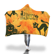 Best Hooded Blanket - Halloween Blanket - Best Halloween Costume
