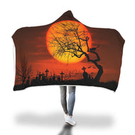 Best Hooded Blanket - Halloween Blanket - Best Halloween Costume 2
