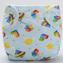 1PC Baby Cloth Diaper Reusable Nappy Baby Newborn Diapers Nappies Pocket Washable Diaper Cover One Size Ajustable - ShopeeShipee