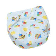 1PC Baby Cloth Diaper Reusable Nappy Baby Newborn Diapers Nappies Pocket Washable Diaper Cover One Size Ajustable