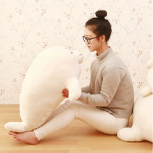 1pc 40/60cm/80cm/100cm Soft Sea Lion Plush Toys Sea World Animal Seal Plush Stuffed Doll Baby Sleeping Pillow Kids Girls Gifts