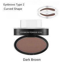 Fashion Eyebrow Powder Seal