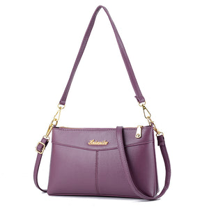 Simple fashion shoulder bag 2020 small solid fashionista Korean spring summer new ladies leisure bag