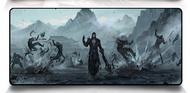 Customized Comic Gaming Computer Mouse pad