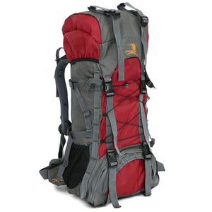Extra Large Outdoor 60L Travel Backpack - ShopeeShipee