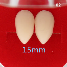 5 Styles Horrific Fun Clown Dress Vampire Teeth Halloween Party Dentures Props Zombie Devil Fangs Tooth With Dental Gum - ShopeeShipee