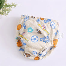 6Layer Crotch Baby Cotton Training Pants Panties Cloth Diapers Reusable Child Nappies Diaper Waterproof Baby Underwear Washable