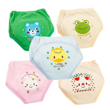 Baby Infant Toddler Waterproof Training Pants Cloth Diaper Nappies Reusable Baby Panties Washable Cotton Nappy Changing