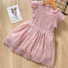 Bear Leader Girls Dress 2019 New Summer Brand Girls Clothes Lace And Ball Design Baby Girls Dress Party Dress For 3-7 Years