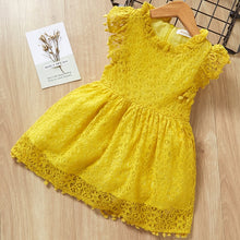 Bear Leader Girls Dress 2019 New Summer Brand Girls Clothes Lace And Ball Design Baby Girls Dress Party Dress For 3-7 Years - ShopeeShipee