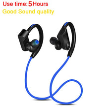 CBAOOO Bluetooth Earphone Headphones Sport Bass Wireless Headset with mic Stereo Bluetooth Earbuds for iphone phone