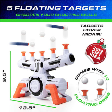 Children's Toy Shooting Game Toys Floating Target Set Electric Floating Ball Target Table Tennis Game Target For Boys Or Girls