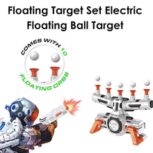 Children's Toy Shooting Game Toys Floating Target Set Electric Floating Ball Target Table Tennis Game Target For Boys Or Girls - ShopeeShipee