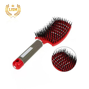 Comb Hair Brush Scalp Professional Hairbrush Hair Women tangle Hairdressing Supply brush Tool hair comb for drop shipping