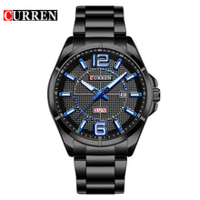 Curren 2017 men watches relogio masculino luxury military wristwatches fashion casual quartzwatch water Resistant calendar 8271