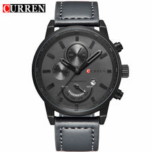 Curren Watches Men Brand Luxury Quartz Watch Men's Fashion Casual Sport Clock Men Wristwatch Relogio Masculino 8217 Dropshipping - ShopeeShipee