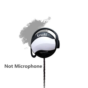 Earphone S520 General Purpose Ear Hook Headphone Headset with Microphone for iPhone Samsung Xiaomi All Mobile Phone