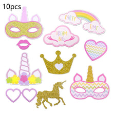 FENGRISE Unicorn Party Decorations Birthday Party Decorations Kids Boy Girl Baby Shower Wedding Decorations Unicorn Decoration