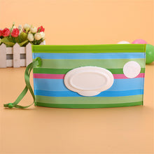 Fashion Wipes Carrying Case Clutch and Clean Wet Wipes Bag for Stroller Cosmetic Pouch with Easy-Carry Snap-Strap 30 Models