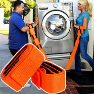 Furniture Moving Straps Carry Rope Heavy Lifting Strap Transport Belts Cords Move Non-Slip Wearable Supplies Hand Protection
