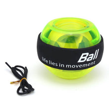 Gyroscope Powerball LED Gyro Power Wrists Ball Arm Exercise Force Strength Training Energyball Home Gym Sports Fitness Equipment