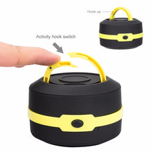 Multifunction Retractable Camping Lights LED Flashlight Outdoor Portable Lantern Mini Tent Light Emergency Lamp Pocket Torch AA