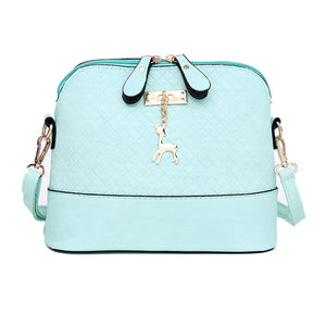 Women Messenger Bags Fashion Mini Bag With Deer Toy Shell Shape Bag Women Shoulder Bags handbag