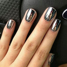 Chrome Mirror Nail polish - ShopeeShipee