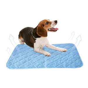 Hoomall Summer Cooling Mats For Dogs Cats Pet Dog Mat Ice